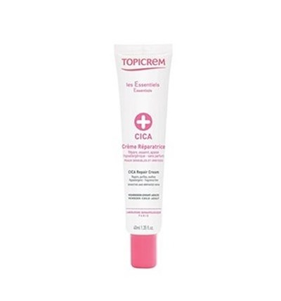 Topicrem Cica Creme Rapair Cream 40Ml - Onarıcı Ve Nemlendirici Krem