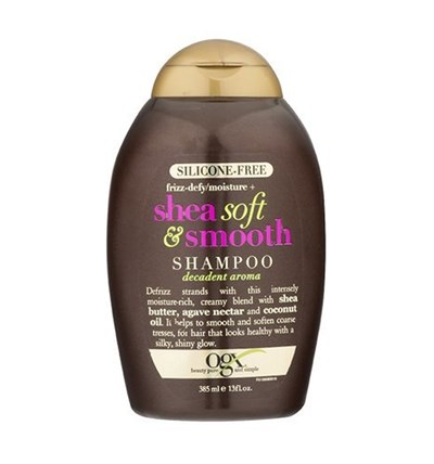 Organix Shea Soft & Smooth Shampoo 385Ml