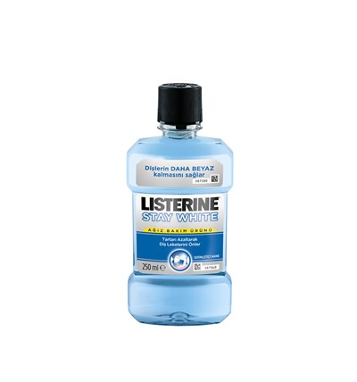 Listerine Stay White Mavi 250Ml