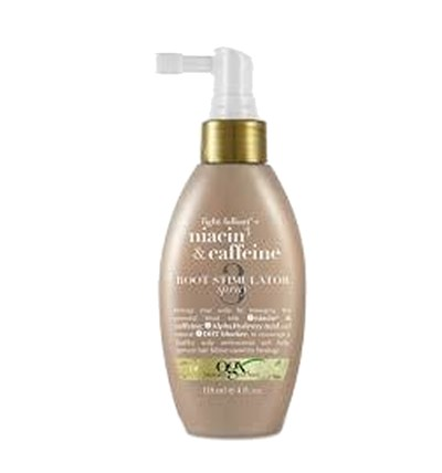 Organix Niacin & Caffeine Root Stimulator Spray 177Ml