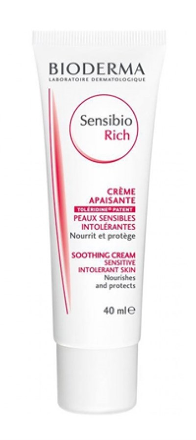 Bioderma Sensibio Rich Cream 40 Ml