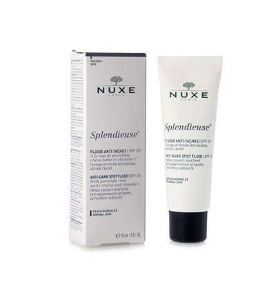 Nuxe Splendieuse Anti Dark Spot Fluid Normal Skin Spf20 50Ml