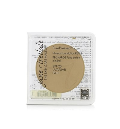Jane İredale Purepressed Base Mineral Foundation Refill Spf20 - Radiant