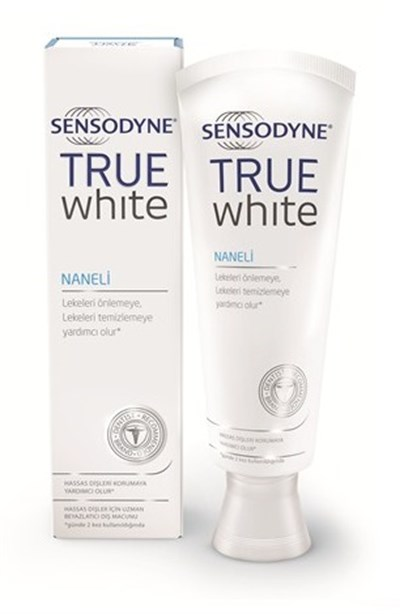Sensodyne True White Naneli Diş Macunu 75 Ml