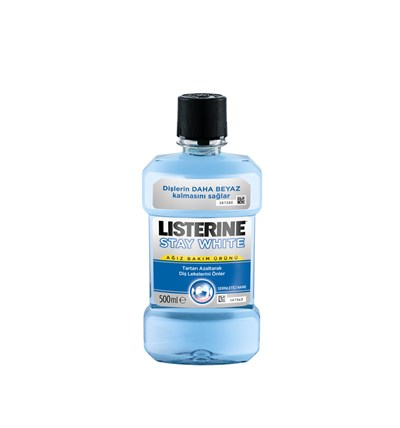 Listerine Stay White Nane 500Ml