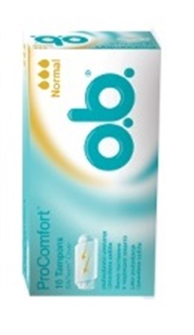 O.B Procomfort Tampon Normal 16 Lı Paket
